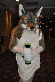 I find it hard to imagine a better avatar for chaos than a Furry using a ShakeWeight.