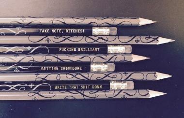 Fucking Pencils