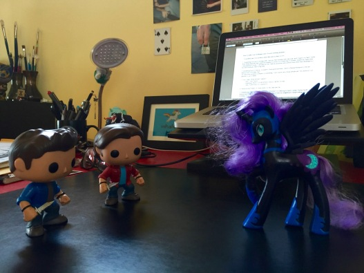 Winchesters vs nightmare moon.jpg